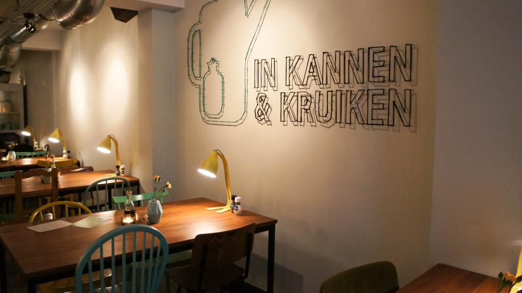 In Kannen en Kruiken, Breda