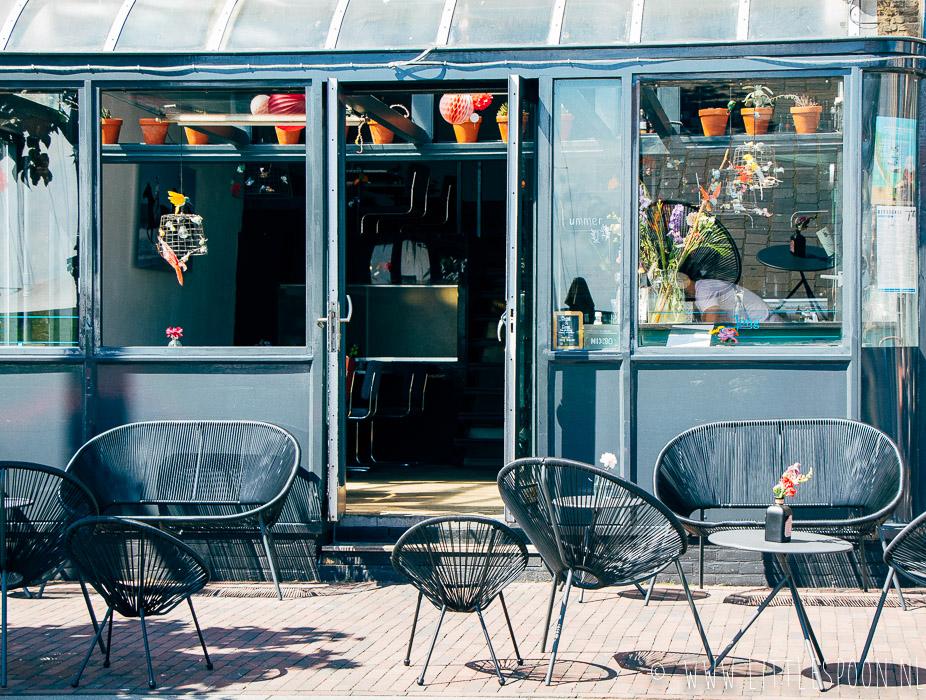 Brasserie Jong in Vlissingen // Voor de beste G&T's en super lekker eten!
