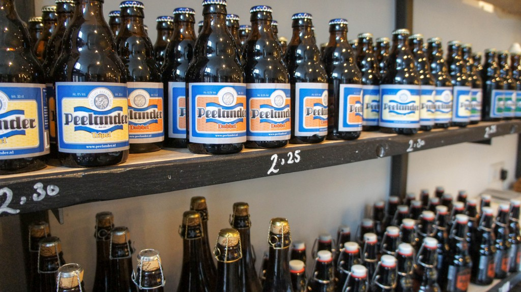 Domburgsche Bier en Melksalon, Domburg