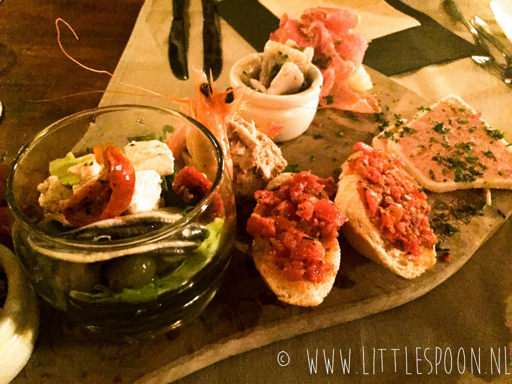 Op tafel bij Little Spoon #2