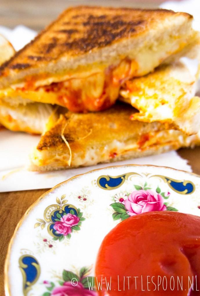 Anti-kater ontbijt: pantosti met sambal