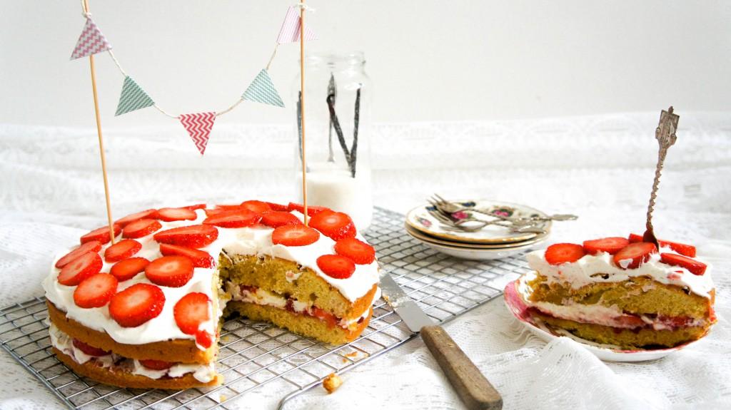REVIEW: Brasser's Korenmolen en taart met aardbeien