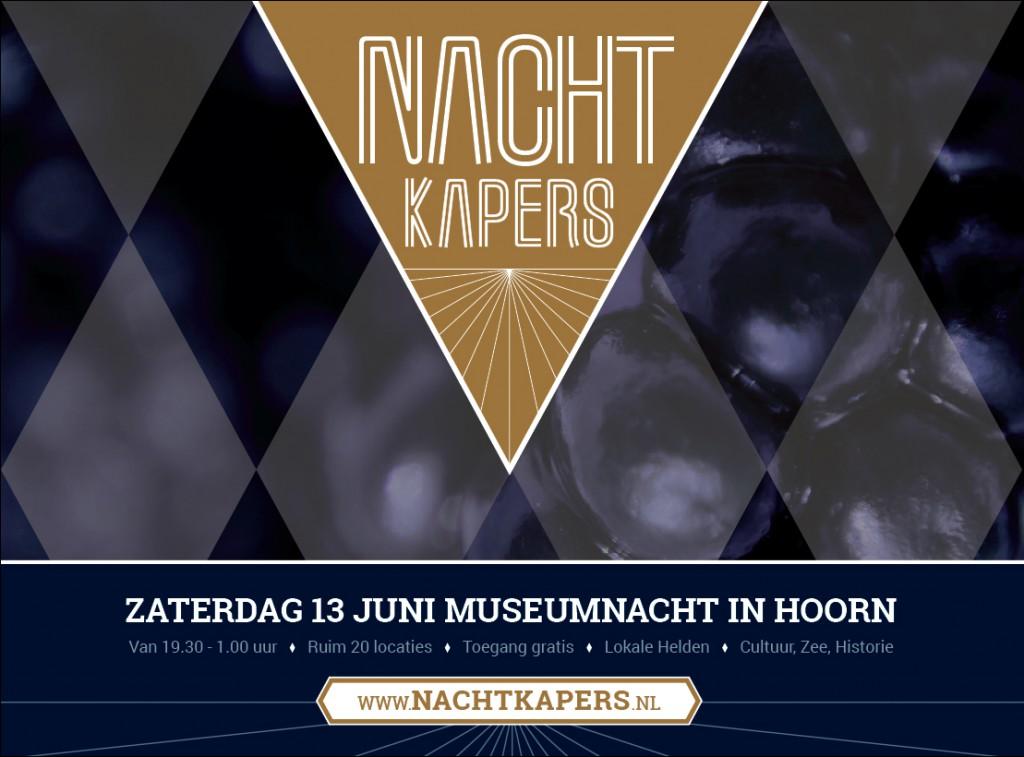 Kaap de Nacht tijdens NachtKapers in Hoorn + fijne eet- en slaapadressen