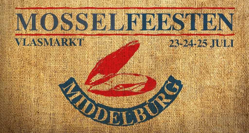 Mosselfeesten Middelburg 23-24-25 juli