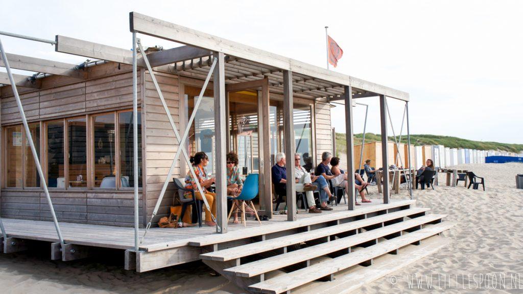 Ultieme strandgevoel bij het Zeecafe in Oostkapelle