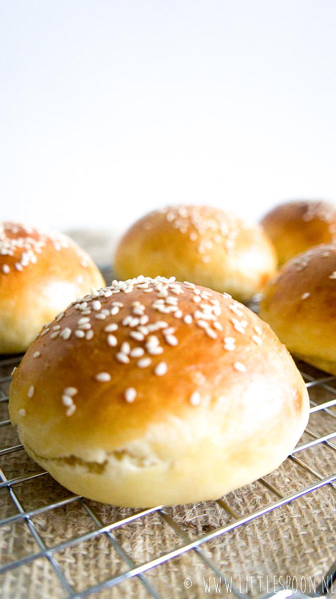 Brioche broodjes