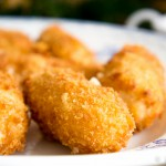 Food bucketlist #2 Garnalenkroketten met citroenmayonaise
