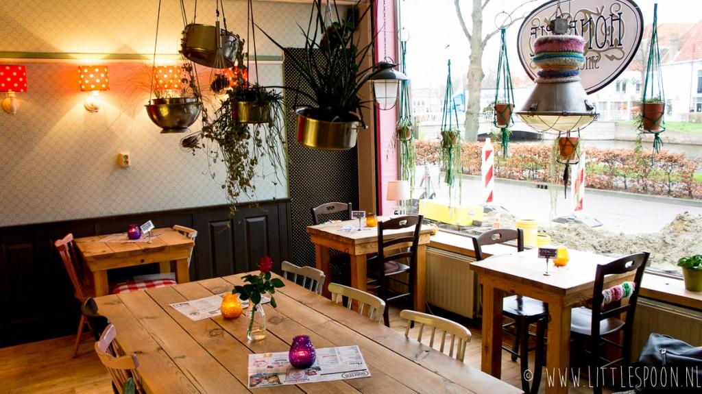 Vrolijkste theehuis: HoneyPie in Middelburg