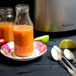 Spicy tomatensapje + WIN een SuperJuicer