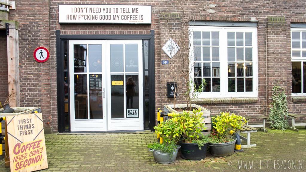 First Things First: koffie in Nijmegen