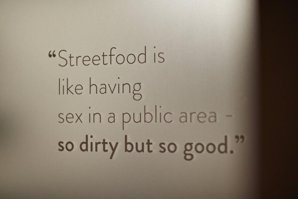 Streetfood bij NXT Door in Brugge