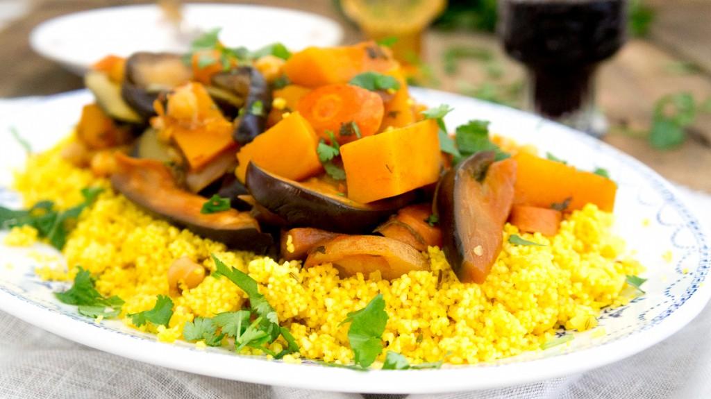 Marokkaanse groentetajine