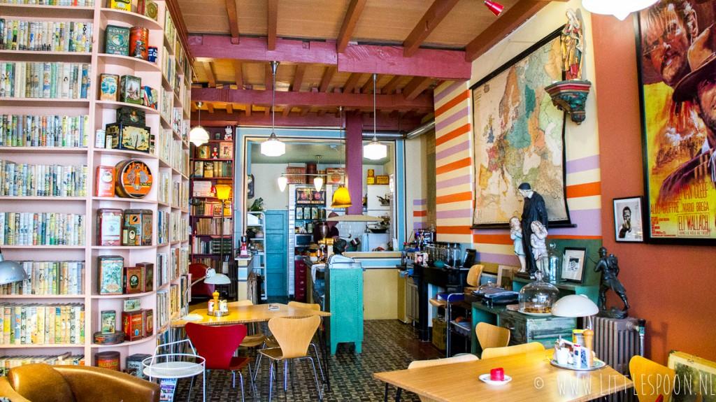 Koffiehuis Isings in Middelburg een plek om te ontdekken