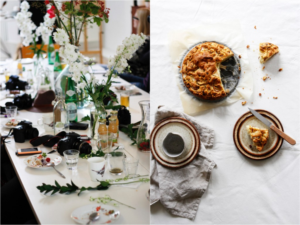 Workshop food styling van Food Bandits in Zeeland