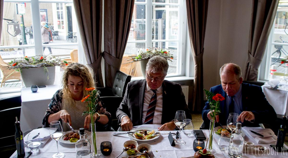 De nieuwe burgermeester van Bergen op Zoom