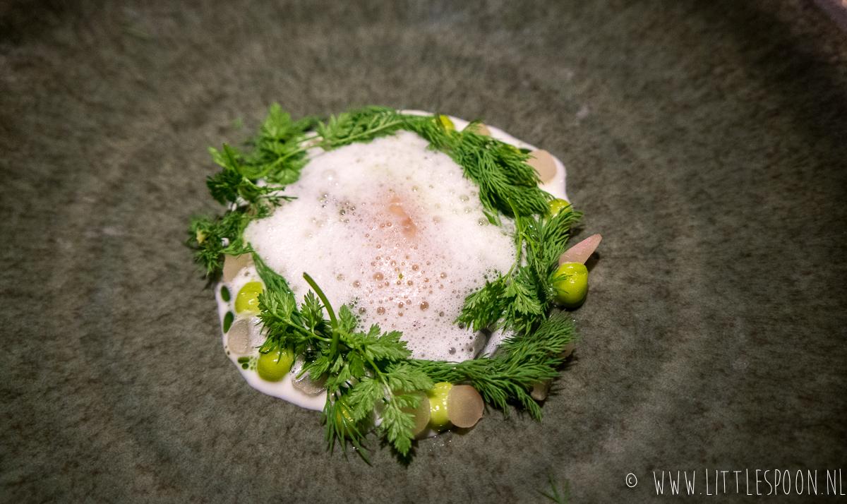 Restaurant Meliefste in Wolphaartsdijk // een culinair avontuur van 7-gangen