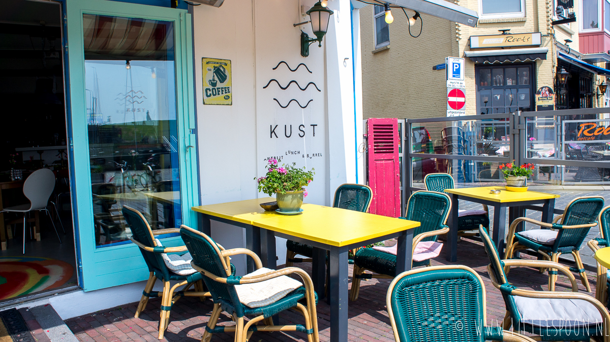 Kust in Vlissingen // ontbijt, lunch en borrel