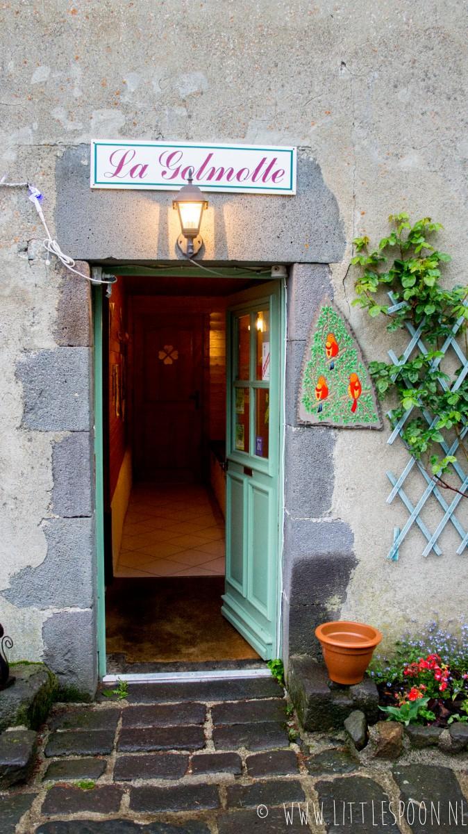 Reisdagboek Auvergne #1
