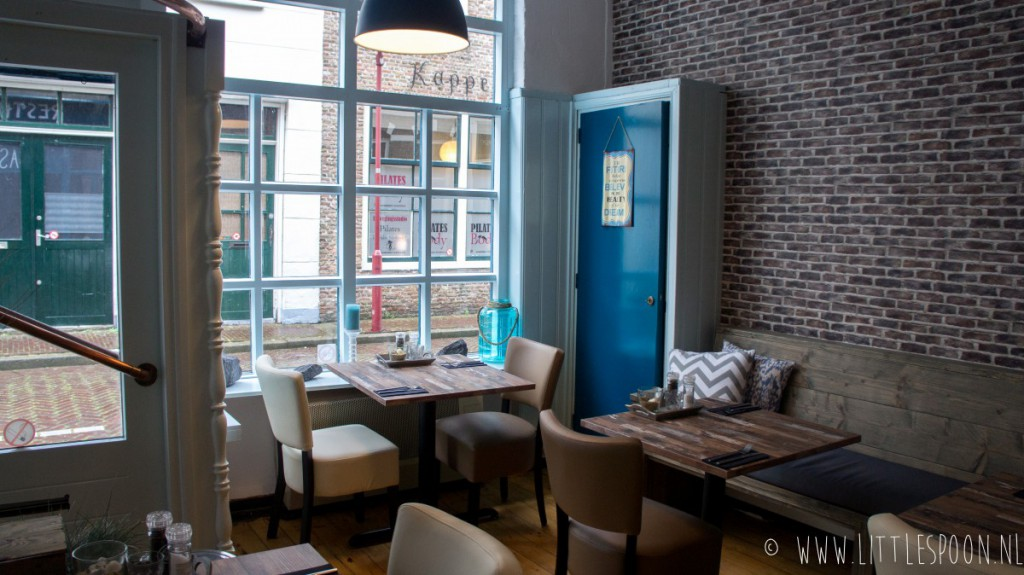 Restaurant Basalt in Middelburg