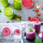 10 X sapjes en smoothies