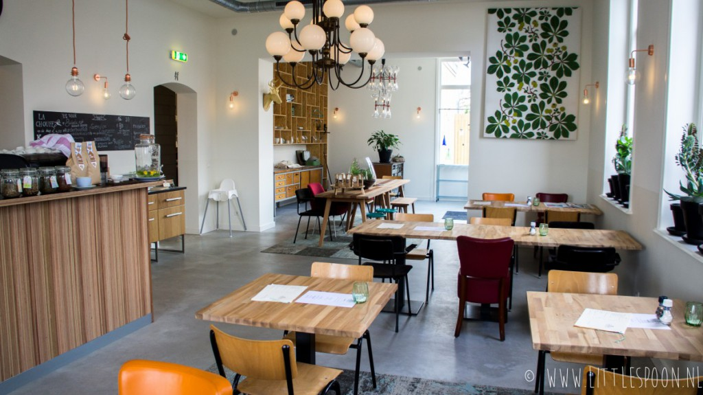 Loskade 45 // hotel & brasserie in Middelburg