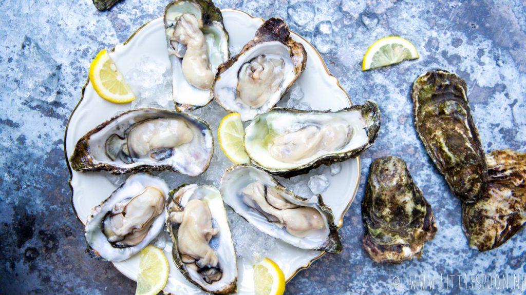 10 x oesters eten in Zeeland