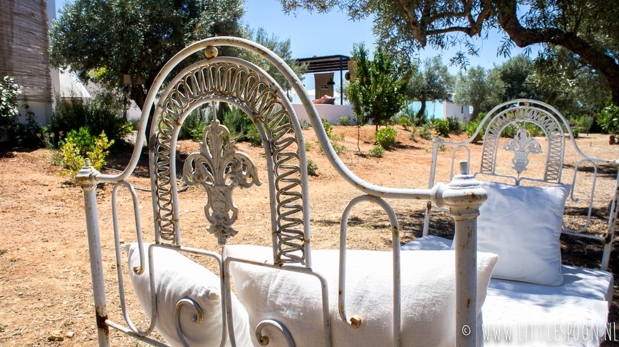 Slapen bij Pensao Agricola, een paradijs in de Algarve