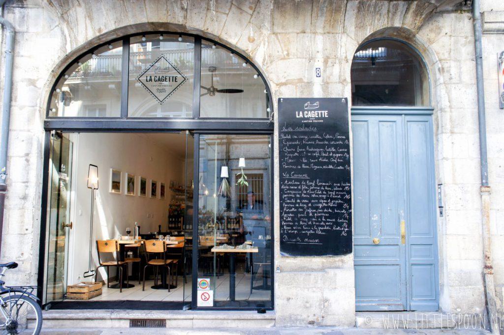 4 x eten in Bordeaux