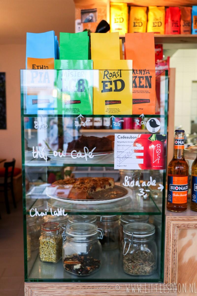 RØST in Middelburg // goede koffie en belegde boterhammen