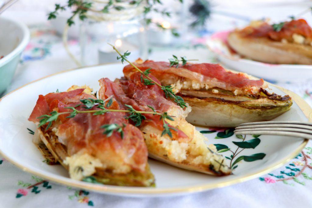 Witlof met ham en kaas uit de oven maar dan anders