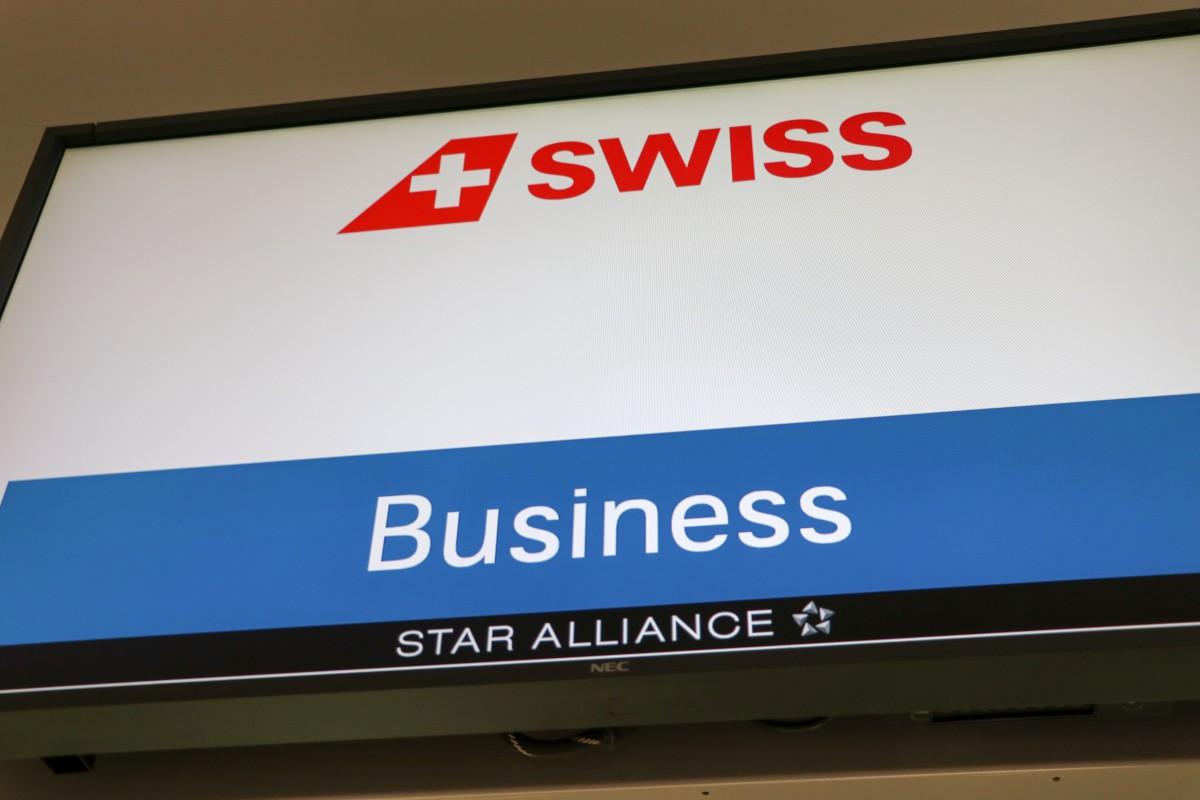 Met SWISS naar Zürich