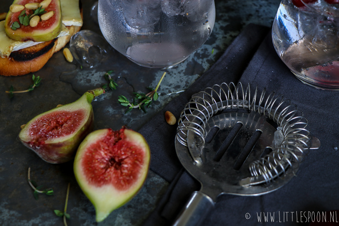 2 x Black Tomato Gin & Tonic + bijpassende hapjes