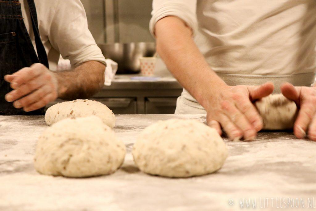 In de Bakkerij // Authentiek Frans desembrood, gebakken met liefde