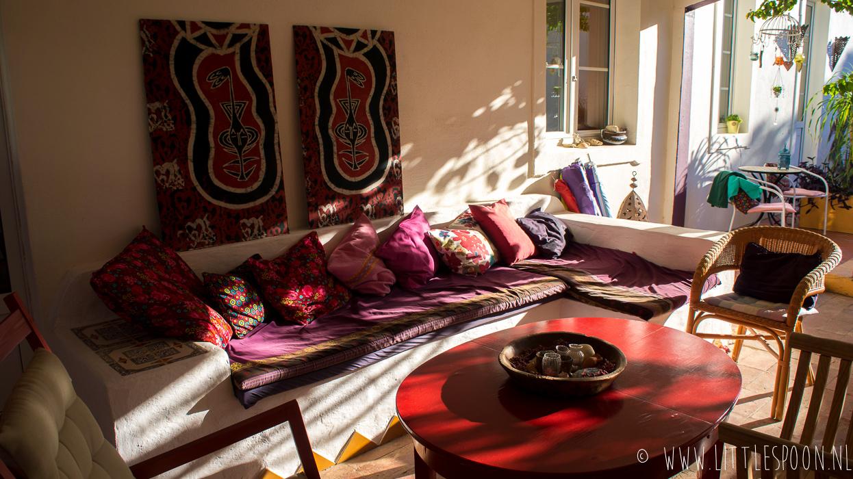 OP REIS // Slapen bij B&B O Tartufo in de Algarve