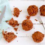 Ontbijtmuffins met wortel