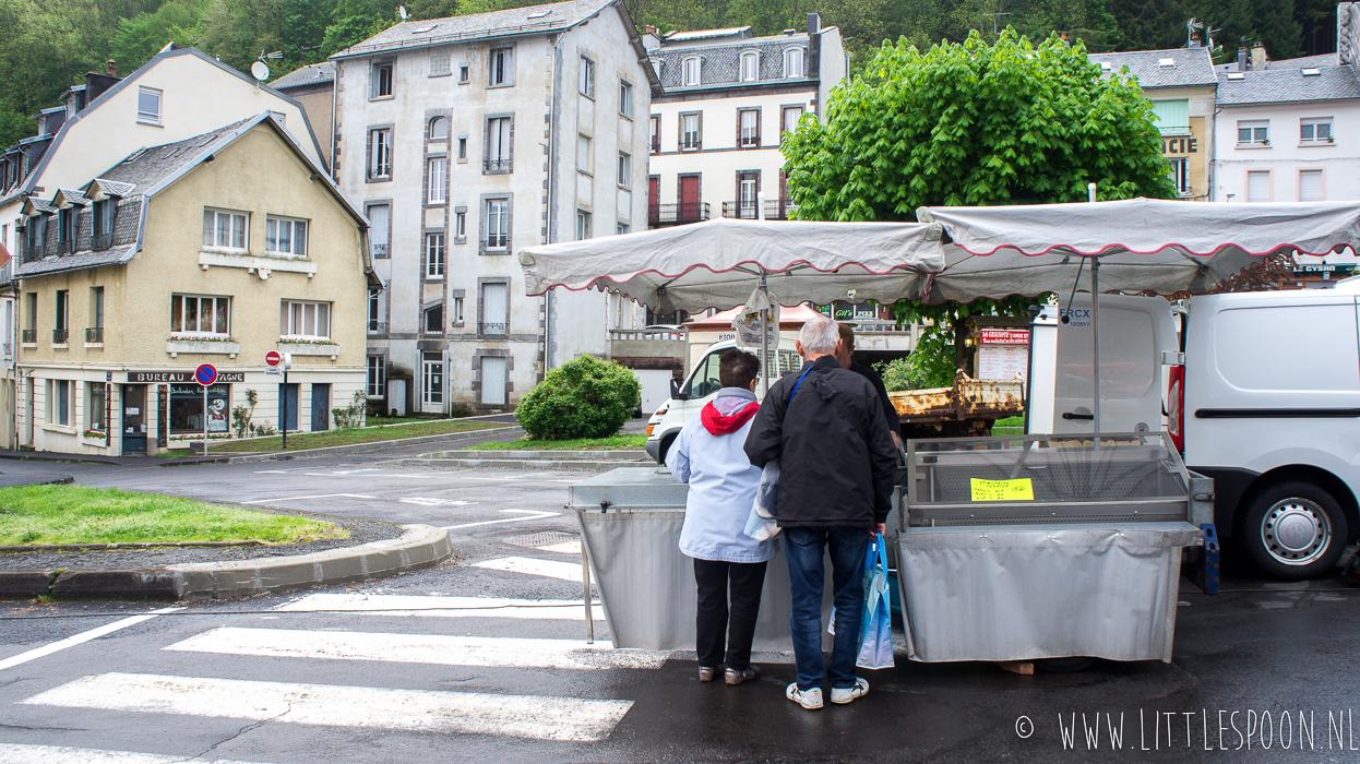Reisdagboek Auvergne #2: wildplukken in de bergen