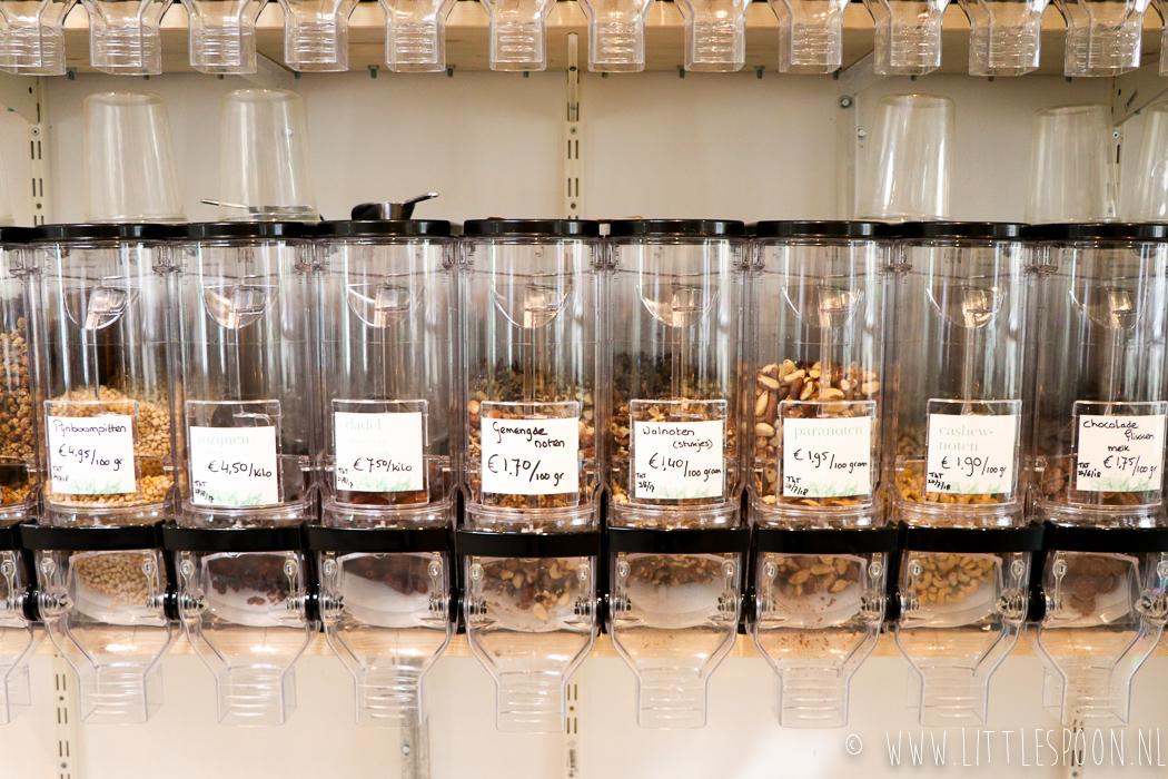 Imagine in Middelburg // Vega en vegan lunchcafé + verpakkingsvrije winkel