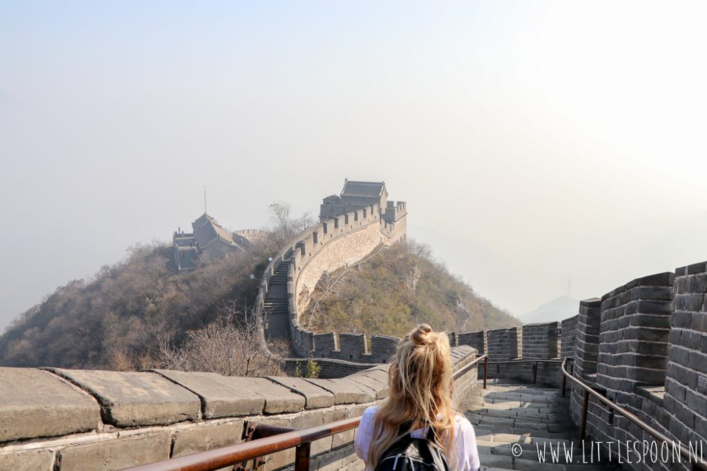 Vanuit Peking naar de Chinese Muur (Mutianyu Great Wall)