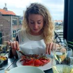 Oosterscheldekreeft eten in Zeeland
