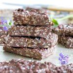 Crunchy chocolade (slechts 3 ingrediënten)
