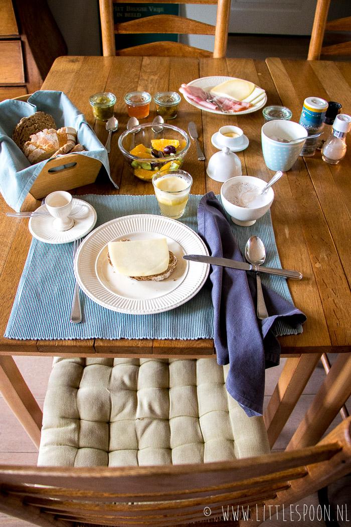 B&B In de Morelleput // voor rust, ruimte en een fantastisch ontbijt!