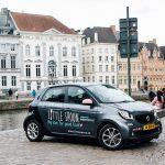 Smart X Little Spoon roadtrip #1 // Van Vlissingen naar Gent + toffe tips