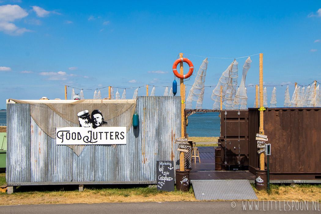 Foodjutters in Terneuzen // verse friet met uitzicht op de Westerschelde