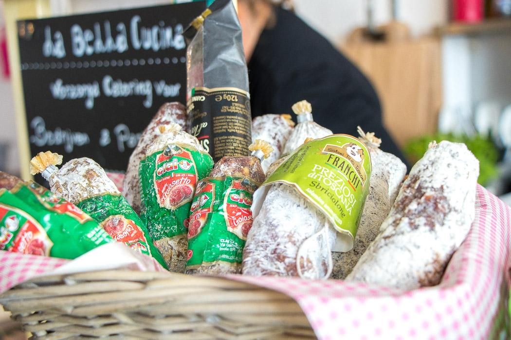 La Bella Cucina // Een stukje Italië in Vlissingen
