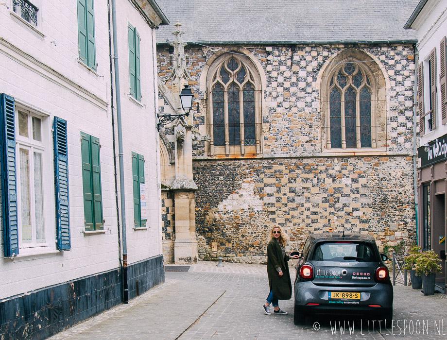 Smart X Little Spoon roadtrip #3 // Van Lille naar Saint Valery sur Somme