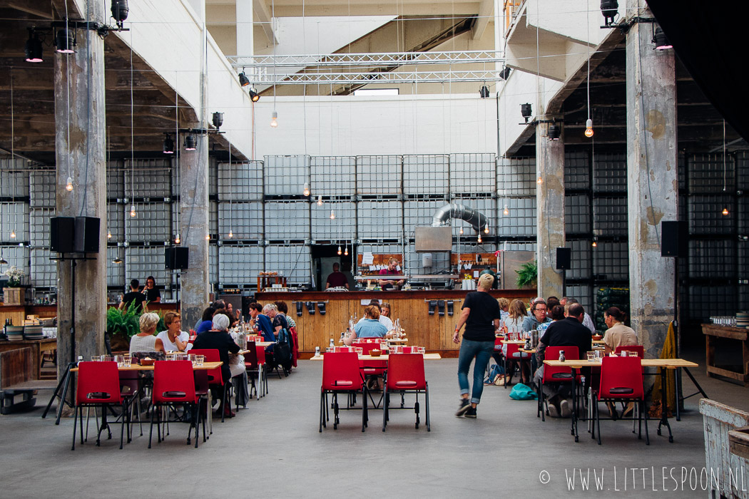 Dit eet je bij pop-up restaurant de Timmerfabriek in Vlissingen