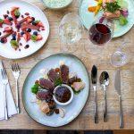 Het Vliegendt Hert // Weldadig lunchen, lang tafelen en mooie wijnen