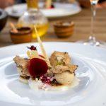 Restaurant Mezger in Domburg // Kleurrijke gerechten & mooie wijnen