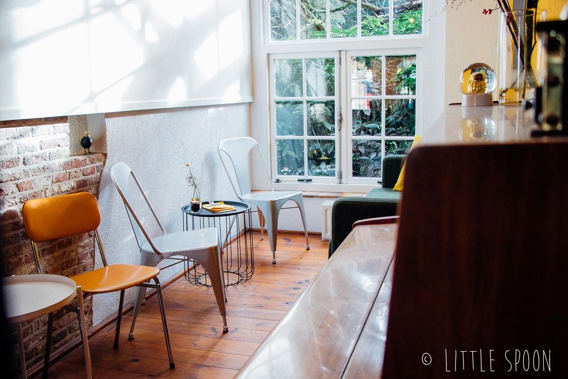 Het Koffiepand in Middelburg // Koffie, all day breakfast, taart en meer!