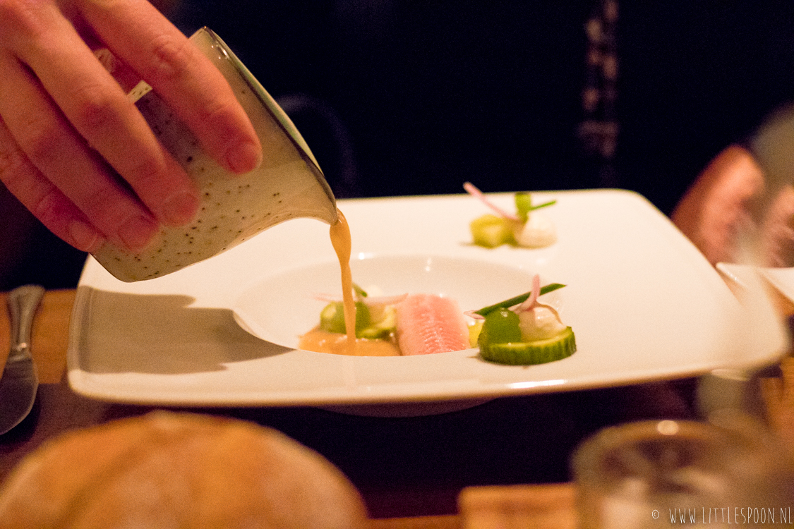 Culinaire verrassingen bij Restaurant Kale & de Bril in Goes